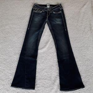 True Religion | Disco Joey Big T Flare Jeans